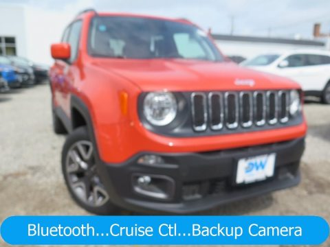 Omaha Orange Jeep Renegade Latitude 4x4.  Click to enlarge.