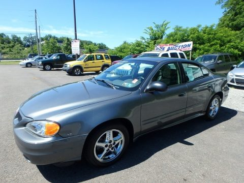 Greystone Metallic Pontiac Grand Am SE Sedan.  Click to enlarge.