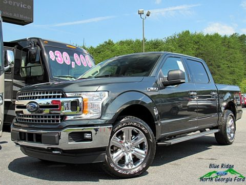 Guard Ford F150 XLT SuperCrew 4x4.  Click to enlarge.