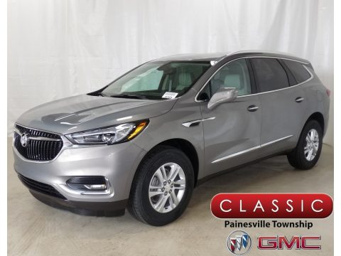 Pepperdust Metallic Buick Enclave Essence.  Click to enlarge.