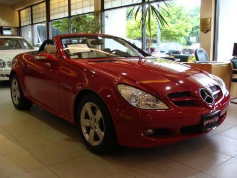 Used 2006 Mercedes Benz Slk 280 Roadster For Sale Stock