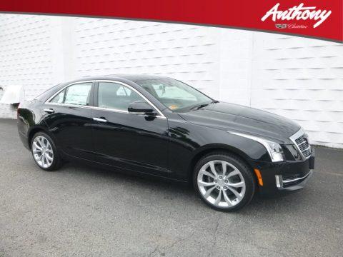 Cadillac ATS Premium Luxury AWD