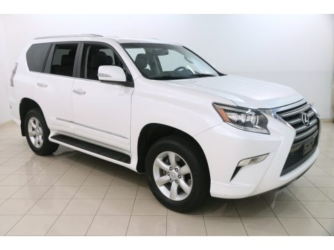 Starfire Pearl Lexus GX 460.  Click to enlarge.
