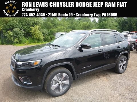 New 2019 Jeep Cherokee Limited 4x4 For Sale Stock Q9103
