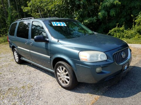 Ming Blue Metallic Buick Terraza CX.  Click to enlarge.