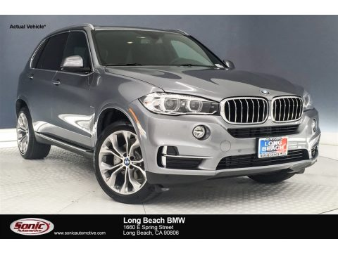 Space Gray Metallic BMW X5 sDrive35i.  Click to enlarge.