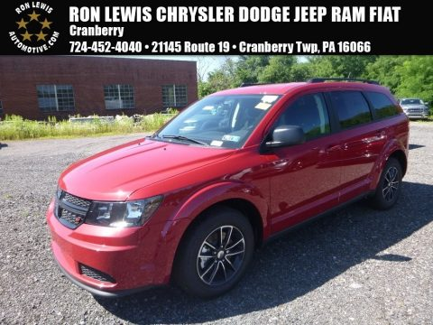 Redline Dodge Journey SE.  Click to enlarge.