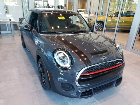 Thunder Grey Mini Hardtop John Cooper Works 2 Door.  Click to enlarge.