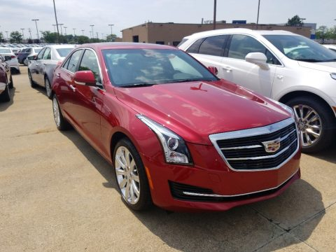 Cadillac ATS Luxury AWD