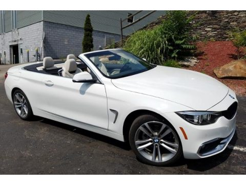 BMW 4 Series 430i xDrive Convertible