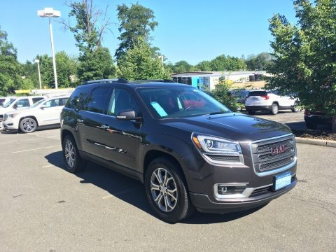 Iridium Metallic GMC Acadia SLT AWD.  Click to enlarge.