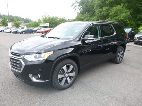 Chevrolet Traverse LT AWD