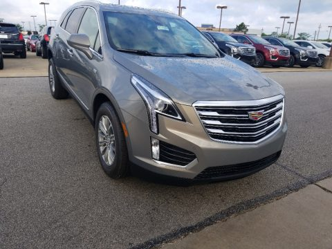 Bronze Dune Metallic Cadillac XT5 Luxury AWD.  Click to enlarge.