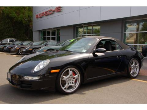 Used 2006 Porsche 911 Carrera S Cabriolet For Sale Stock Pap5210