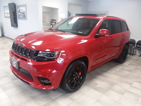 Redline 2 Coat Pearl Jeep Grand Cherokee SRT 4x4.  Click to enlarge.