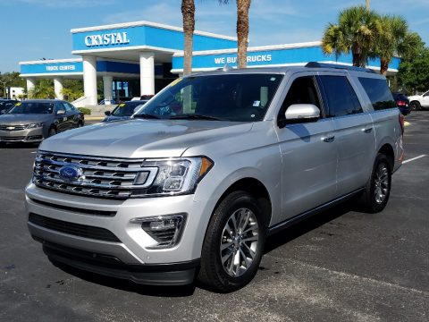 Ingot Silver Ford Expedition Limited Max.  Click to enlarge.