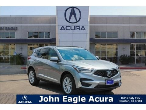 Lunar Silver Metallic Acura RDX FWD.  Click to enlarge.