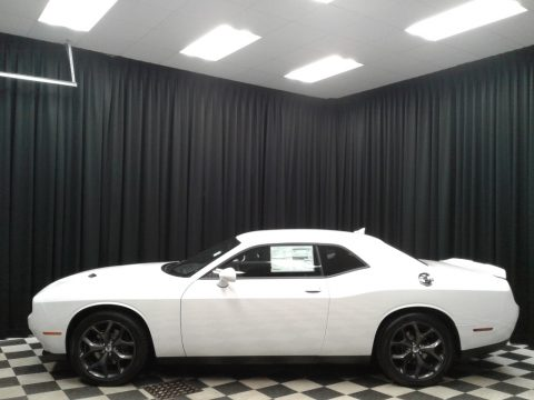 White Knuckle Dodge Challenger SXT.  Click to enlarge.