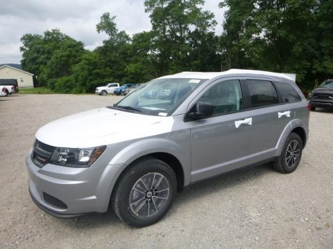 Billet Dodge Journey SE.  Click to enlarge.