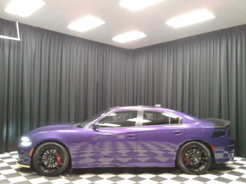 Plum Crazy Pearl Dodge Charger Daytona 392.  Click to enlarge.