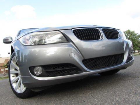 Space Gray Metallic BMW 3 Series 328i Sedan.  Click to enlarge.