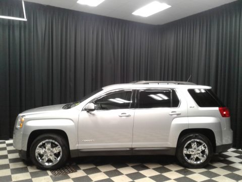 Quicksilver Metallic GMC Terrain SLT.  Click to enlarge.