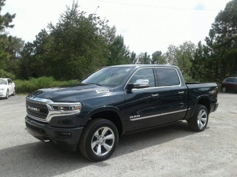 Maximum Steel Metallic Ram 1500 Limited Crew Cab 4x4.  Click to enlarge.
