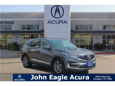Modern Steel Metallic Acura RDX Advance.  Click to enlarge.