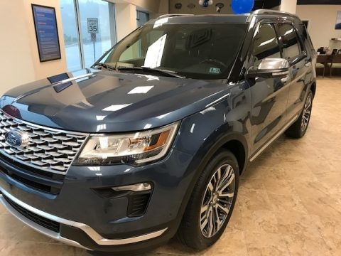Ford Explorer Platinum 4WD