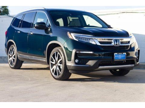 Example Inventory At Buena Park Honda. Honda Pilot Touring