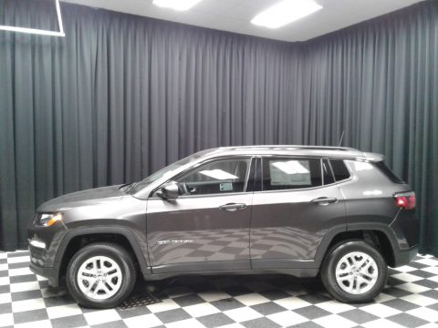 Granite Crystal Metallic Jeep Compass Sport 4x4.  Click to enlarge.
