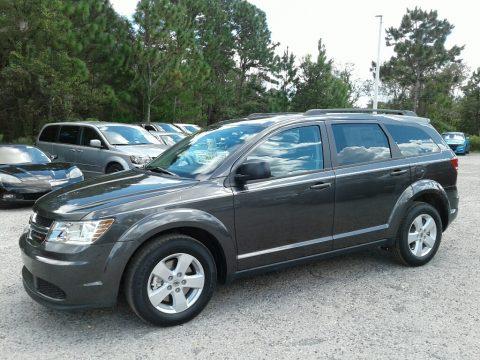 Granite Pearl Dodge Journey SE.  Click to enlarge.