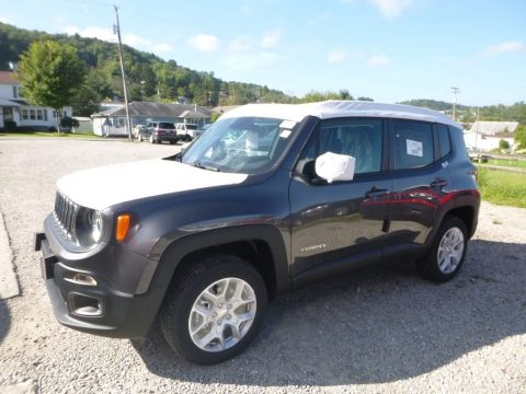 Granite Crystal Metallic Jeep Renegade Latitude 4x4.  Click to enlarge.