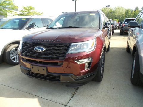 Ford Explorer Sport 4WD
