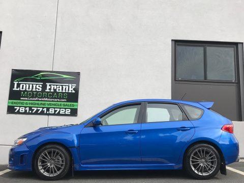 Subaru Impreza WRX Premium 5 Door