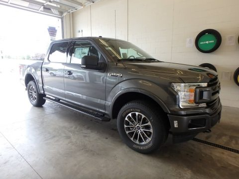 Magnetic Ford F150 XLT SuperCrew 4x4.  Click to enlarge.