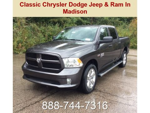 Granite Crystal Metallic Ram 1500 Classic Express Crew Cab 4x4.  Click to enlarge.