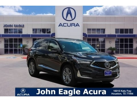 Majestic Black Pearl Acura RDX Advance.  Click to enlarge.