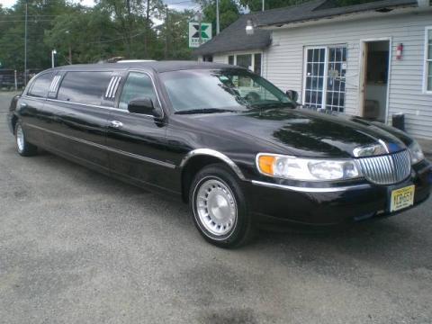 2000+lincoln+town+car+limousine