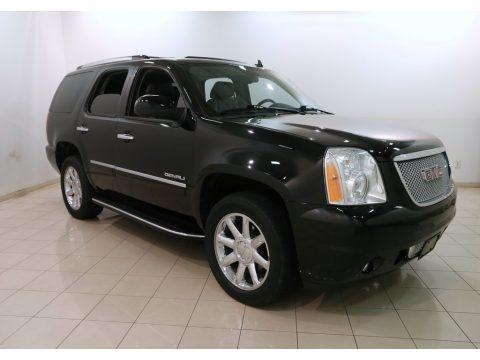 Onyx Black GMC Yukon Denali AWD.  Click to enlarge.