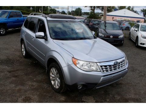 Subaru Forester 2.5 X Limited