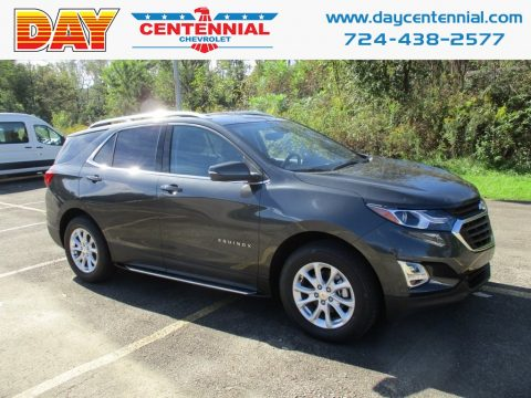 Pepperdust Metallic Chevrolet Equinox LT AWD.  Click to enlarge.