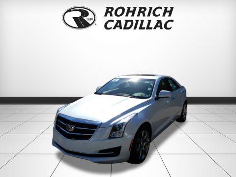Cadillac ATS 2.0T Luxury AWD Sedan