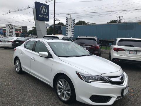 Bellanova White Pearl Acura ILX Premium.  Click to enlarge.