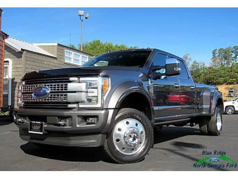 Ford F450 Super Duty Platinum Crew Cab 4x4