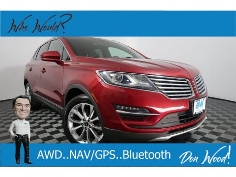 Lincoln MKC AWD