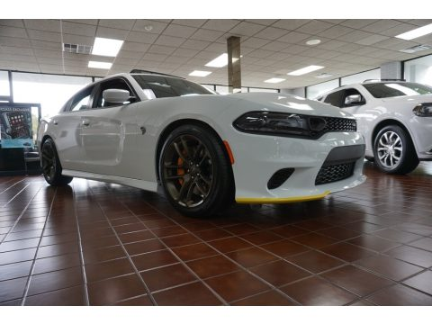 White Knuckle Dodge Charger SRT Hellcat.  Click to enlarge.