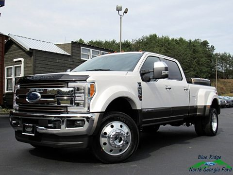Ford F450 Super Duty King Ranch Crew Cab 4x4