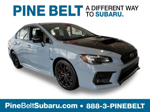 Cool Gray Khaki Subaru WRX Premium.  Click to enlarge.