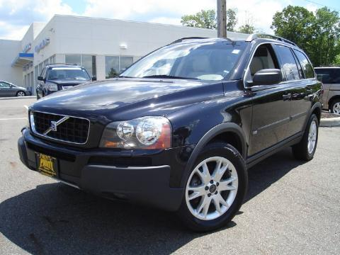 used 2004 volvo xc90 t6 awd for sale stock 38797a dealer car ad 12998275. Black Bedroom Furniture Sets. Home Design Ideas